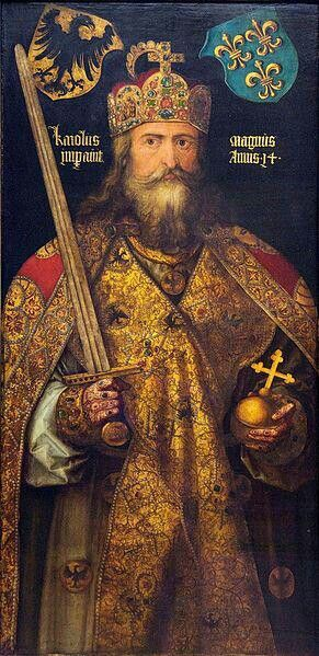 Charlemagne: Although many consider him to be the  Founder of the Holy Roman Empire, it was Otto the 1ST in 962.HOWEVER, it's traditionally considered the founder of the feudal system & was a legend in his own lifetime,