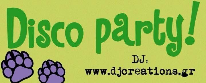 "Disco Party by "" Frontizo""Το φιλοζωικό σωματείο «Φροντίζω» με την υποστήριξη του Δήμου Νεάπολης Συκεών διοργανώνει ένα τρελό disco party, την Δευτέρα 7 Σεπτεμβρίου , στον προαύλιο χώρο του 3ου Δημοτικού Πεύκων , Ειρήνης 3  DJ : George K. Emmanouilidis www.djcreations.gr (ευγενική υποστήριξη)  Ώρα έναρξης του ξεσαλώματος : 8.30 μ.μ Η είσοδος είναι ελεύθερη.  Παγωμένη μπύρα και σάντουιτς σας περιμένουν!"