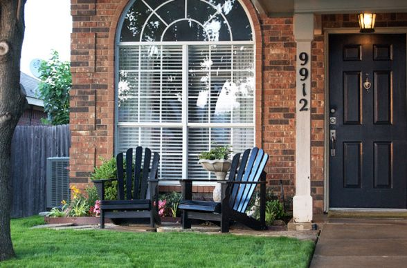 front yard seating ideas - Google Search