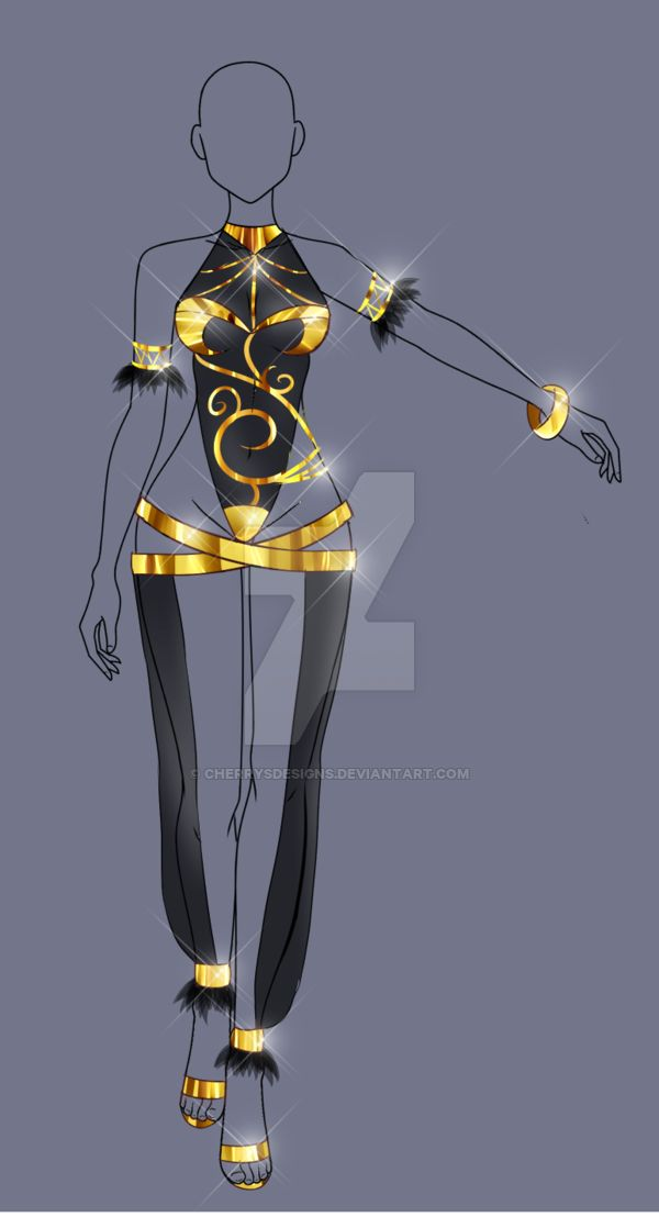 (OPEN) Auction Adopt - Outfit 170 by CherrysDesigns on DeviantArt