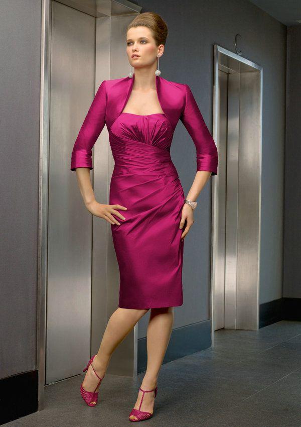 Short Dress with Coat_Other dresses_dressesss