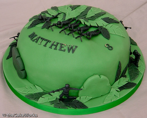 12 best Army cake images on Pinterest Army cake Army party and