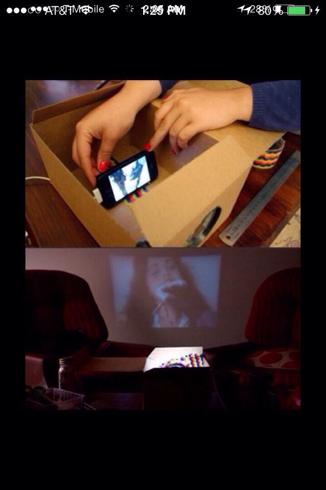 Diy Projecter Must See