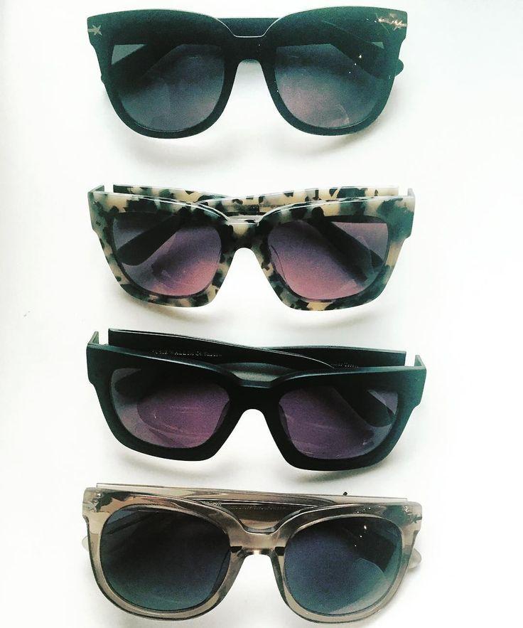 Sunny days ahead! Pick your pair! #c4eyewear #c4eyewearXsusiewall #shadow #sunnies #springsunshine  claudiaalan.com