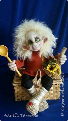 Куклы Шитьё Хорошее настроение  Капрон фото 2