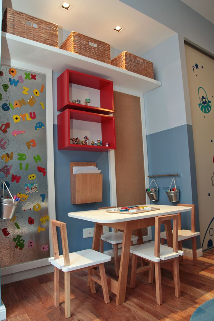 15 best Habitaciones niños images on Pinterest | Girl rooms, Cubes ...