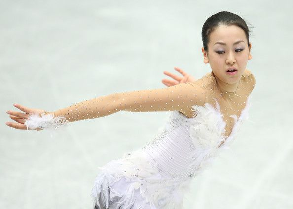 Mao Asada's Swan Lake free skate at the 2013 ISU Four Continents Figure Skating Championships - Day 3