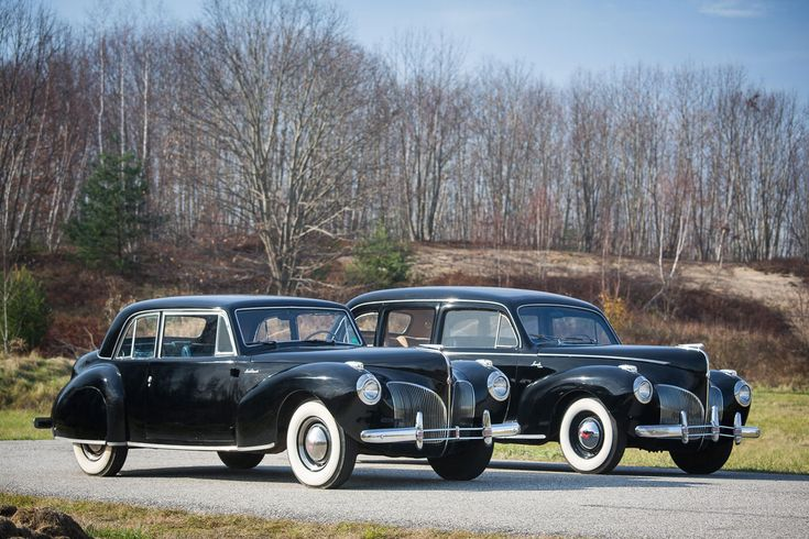 1941 lincoln continental coup and 1941 lincoln custom limousine used in the godfather movies. Black Bedroom Furniture Sets. Home Design Ideas