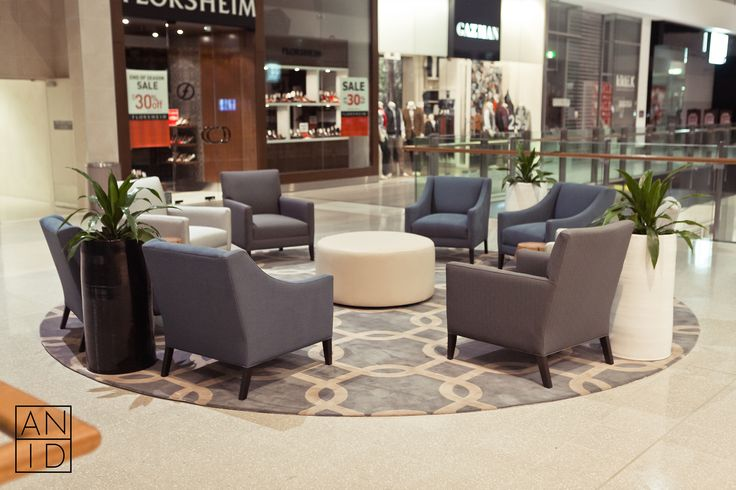 Another Seating Area As Featured In Robina S Shopping
