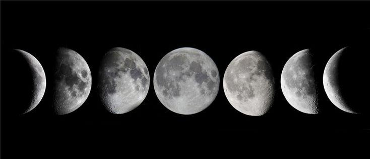 Sembrar, regar, recolectar según la fase lunar