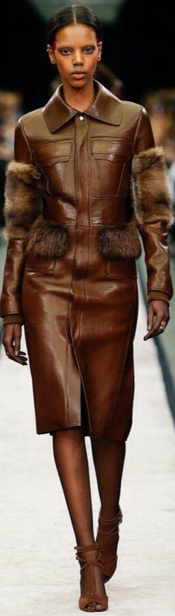 Gorgeous leather