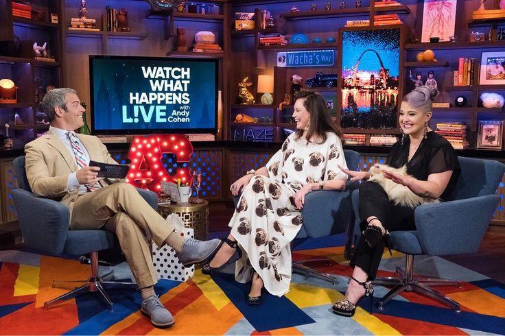 Kelly Osbourne: I helped Yolanda Hadid with Lyme disease battle Kelly Osbourne says she's done nothing but help Yolanda Hadid with her Lyme disease battle. #RealHousewives