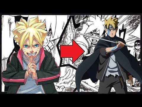 Boruto Uzumaki All Forms Power Scaling From The Anime Boruto Naruto Shippuden Next Generations From The Boruto Movie To T Boruto Episodes Boruto Movie Boruto