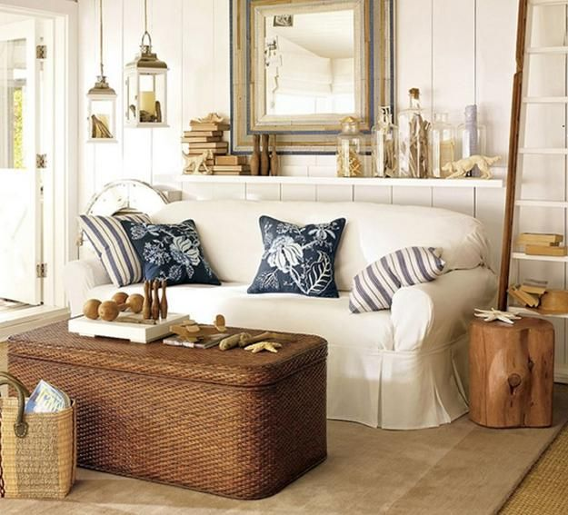 Decoration : Outstanding Beach Style Living Rooms Beach Style Living Rooms    How To Decorate Your Home In A Beach Style Coastal Living Beach House  Style ... Part 51