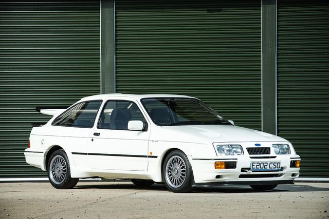 Low Mileage Ford Sierra Cosworth Rs500 Heading To Nec Auction