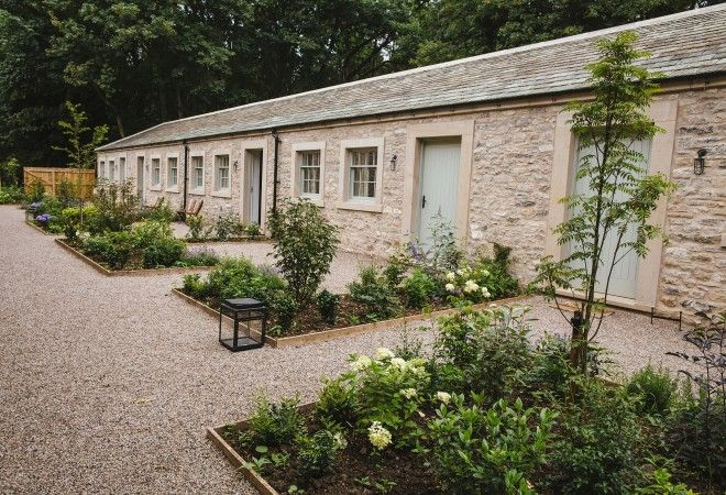 New for January: Coach House Hotel in Richmond, North Yorkshire, UK