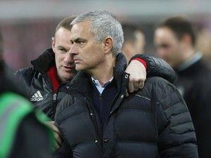 Jose Mourinho: 'I would be very happy if Wayne Rooney stays'