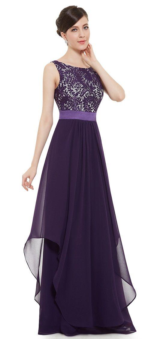 Secret Garden: 110 Best Images About Purple/Aubergine Bridesmaid Dresses