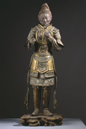 畢婆迦羅像(ひばからぞう) | 「国宝」「重要文化財」 | 文化財 | 法相宗大本山 興福寺