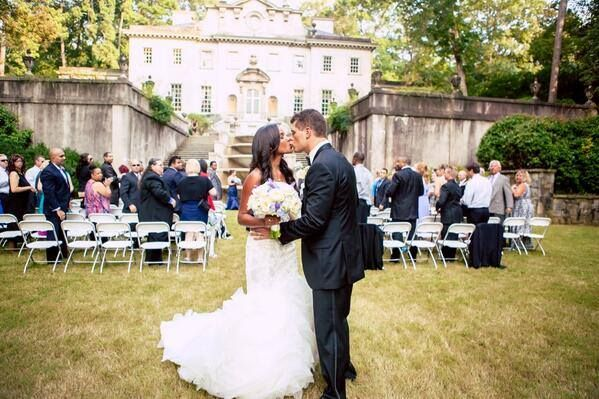 On September 12, 2013, Cody Runnels (Cody Rhodes) married his girlfriend Brandi Reed (Eden) at the Atlanta History Center. The couple had been dating for two years  were engaged in November 2012.