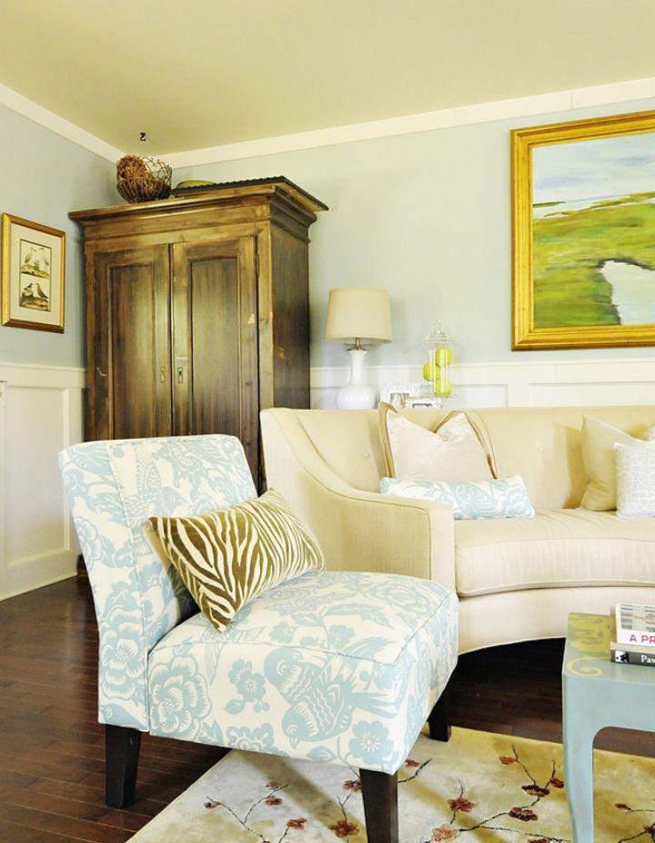 19 best Parsonage images on Pinterest | Bedrooms, Sea salt paint and ...