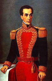 Martin Tovar y Tovar - General Simón Bolívar comandante en Jefe en la batalla de Boyacá