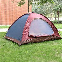 On sale Portable Camper 2 Person Camping Tent Windproof Dome Tent Anti Uv…