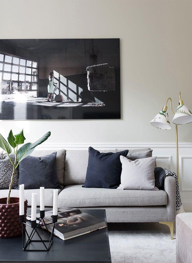 Delicate Pastel Interiors In Scandinavian Apartment 73 Sqm Interior Design Home Decor Idea Ins Oturma Odasi Tasarimlari Ev Dekorasyon Fikirleri Tasarim