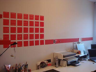 Las 25 mejores ideas sobre paredes de pizarra magn tica en - Pintura pizarra imantada ...