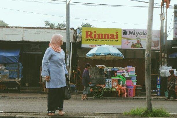 Market Story from Simpang Dago Bandung