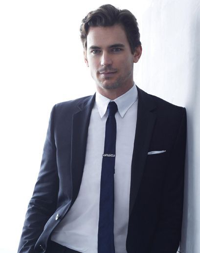 "US television has been churning up real style-savvy characters. See this specimen above - Matt Bomer as Neal caffrey ""White Colar"""