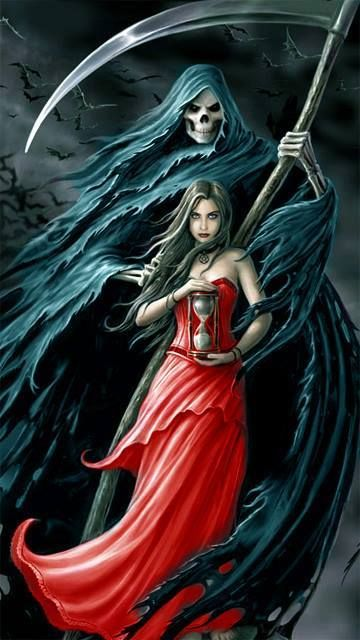 Art by Anne Stokes.