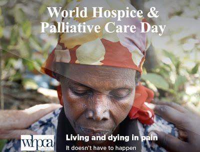 World Hospice and Palliative Care Day 2016
