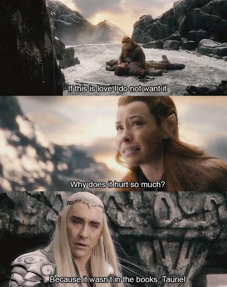 The Hobbit Film Stuffed Up
