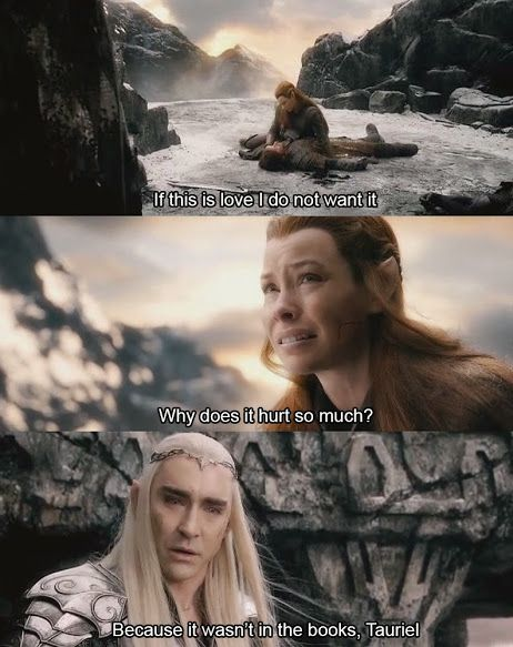 The Hobbit Film Stuffed Up