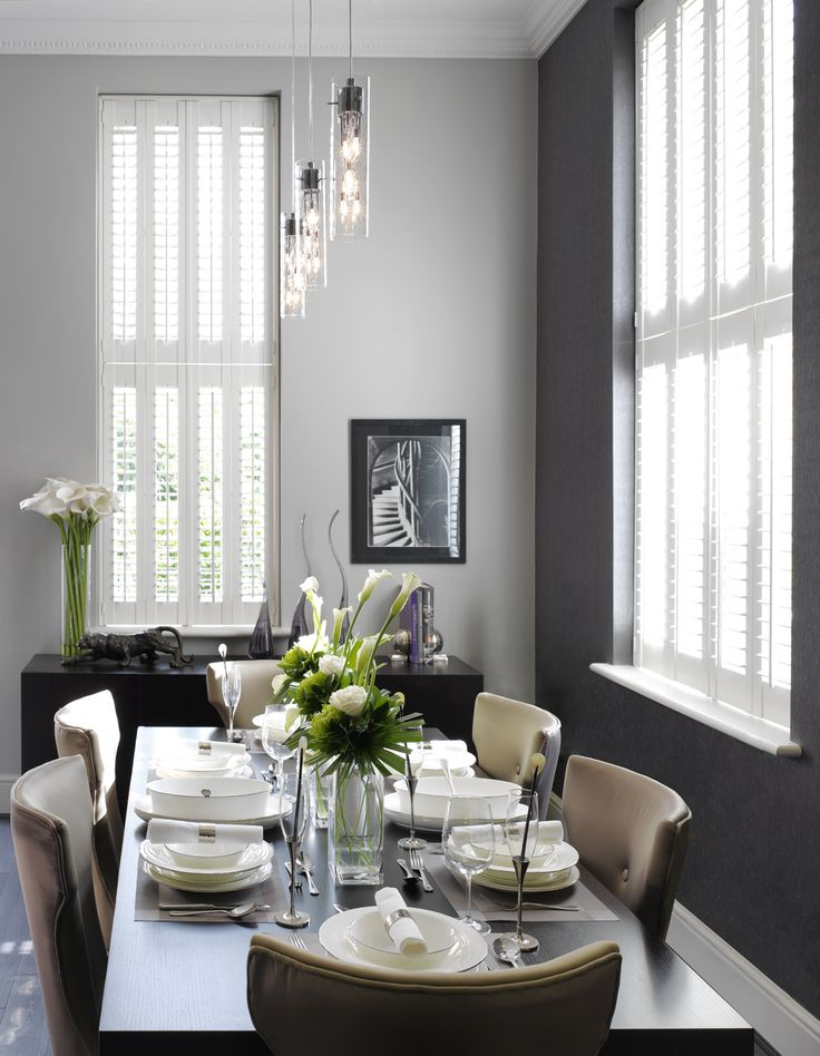 Boscolo - The Converted Victorian Apartment - Dining Room
