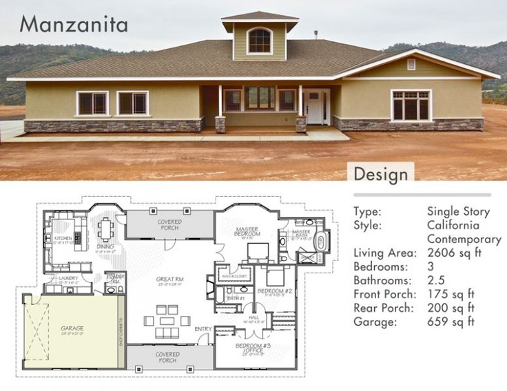 82 best Exterior Home Designs images on Pinterest | English cottages ...