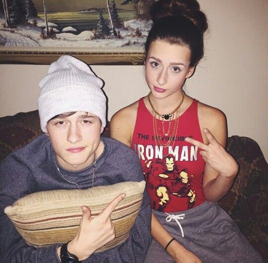 Crawford Collins and Karisma Collins