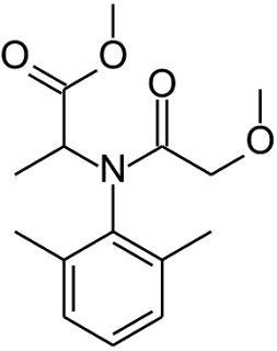 Despre pesticide si multe altele: Metalaxyl