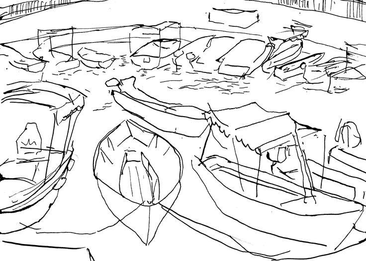 harbor in Ulcinj