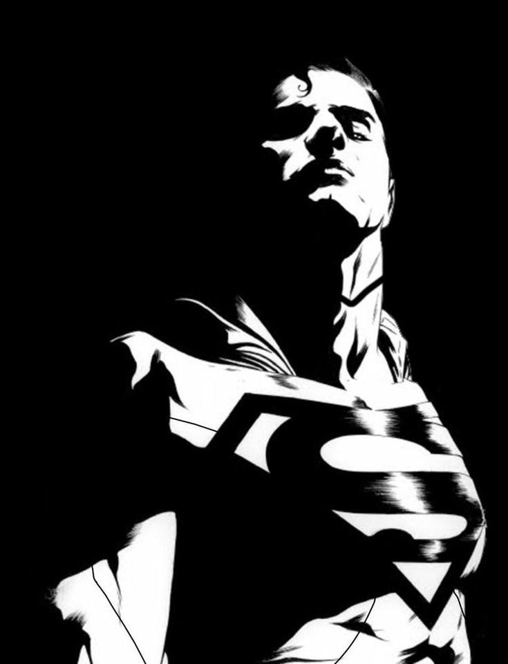 Superman by Joey Paur
