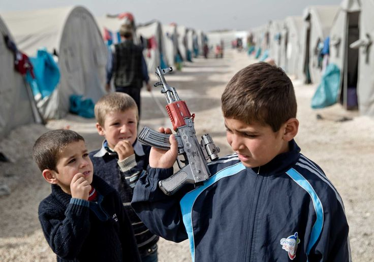 Informal patrols on Turkey's border with Syria - CHRON.COM #Turkey, #Syria, #Kurds, #ISIS