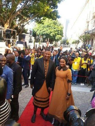 Slay! Nodiyala Mandela SONA 2016
