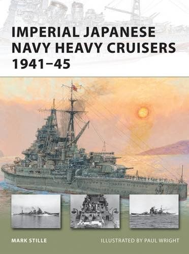 Imperial Japanese Navy Heavy Cruisers