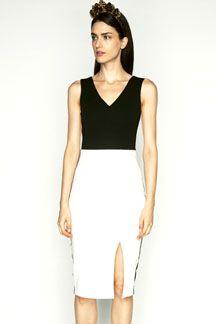 Modern Luxe Dress www.runwaygirl.com.au