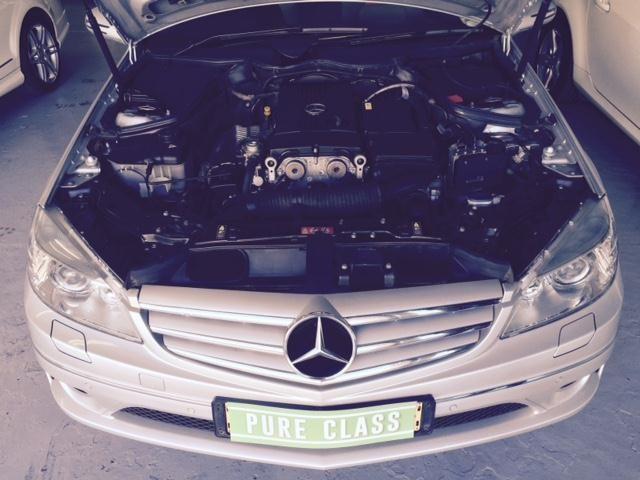 Mercedes Benz CLC 200 Kompressor FSH 1 owner