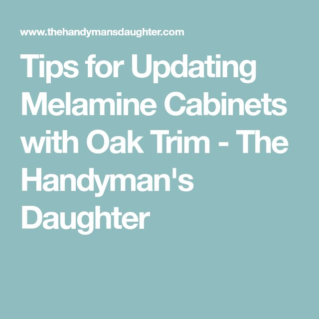 Updating Laminate Bathroom Cabinets: Best 25+ Melamine Cabinets Ideas On Pinterest