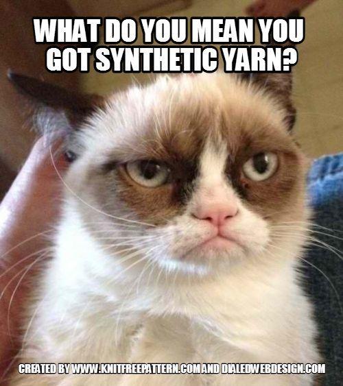 www.knitfreepattern.com #knitting Hilarious Knitting Meme