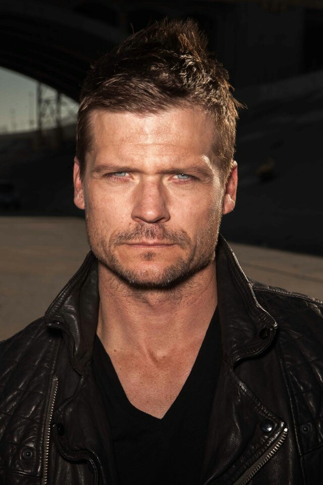 Bailey Chase in Longmire