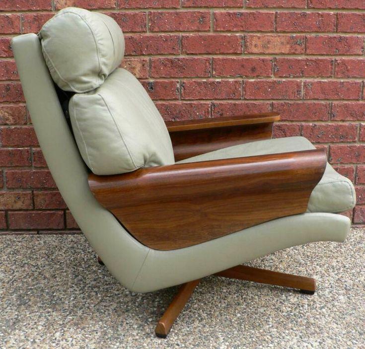 Gumtree Ballina Accent Chair: Retro Vintage Swivel Arm Chair Tessa T21 Twen By Fred